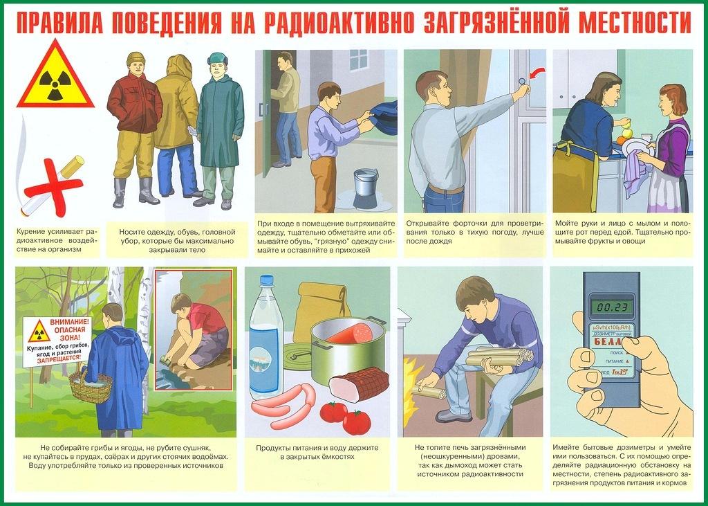 действия при наводнении инструкция - фото 5