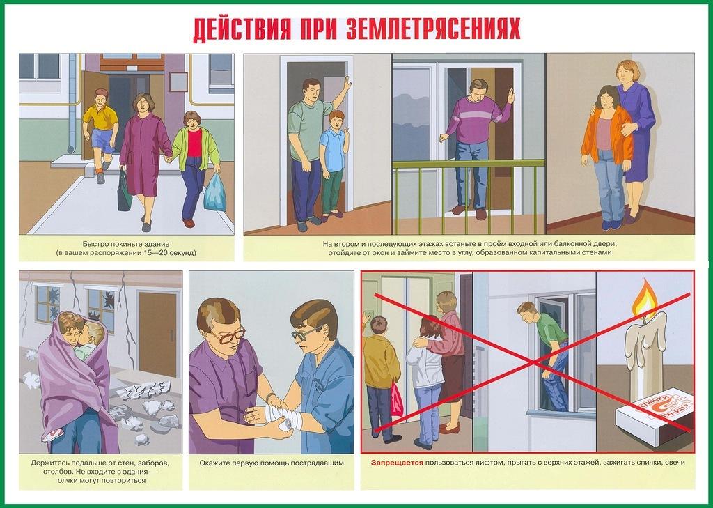 действия при наводнении инструкция - фото 9